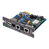 APC Network Management Card 2 with Environmental Monitoring, Out of Band Ma