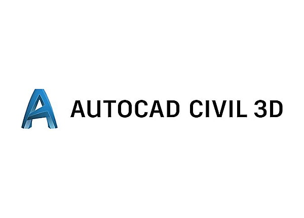 AutoCAD Civil 3D 2017 - New Subscription (2 years) + Basic Support