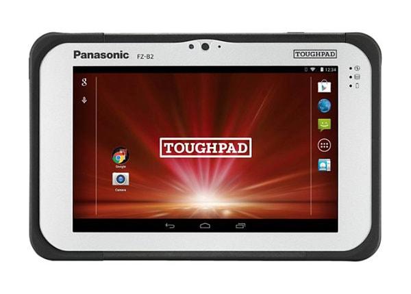 Panasonic Toughpad FZ-B2 - tablet - Android 6.0.1 (Marshmallow) - 32 GB - 7