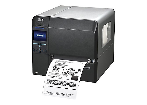 SATO CL 6NX - label printer - monochrome - thermal transfer