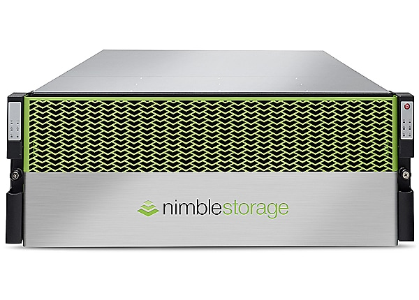 Nimble Storage Expansion Shelves ES2-Series Hybrid - storage enclosure