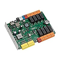 AXIS A9188 Network I/O Relay Module - expansion module