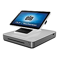 Elo PayPoint - all-in-one - Celeron J1900 2.42 GHz - 4 GB - 128 GB - LCD 13