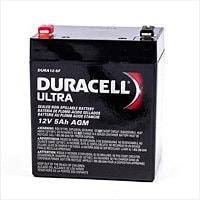 Duracell AGM 5Ah 12V SLA Battery