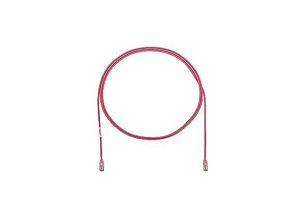 Panduit TX6-28 Category 6 Performance - patch cable - 4 ft - pink