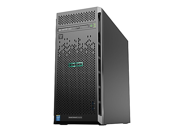HPE ProLiant ML110 Gen9 - tower - Xeon E5-1620V4 3.5 GHz - 8 GB - 1 TB