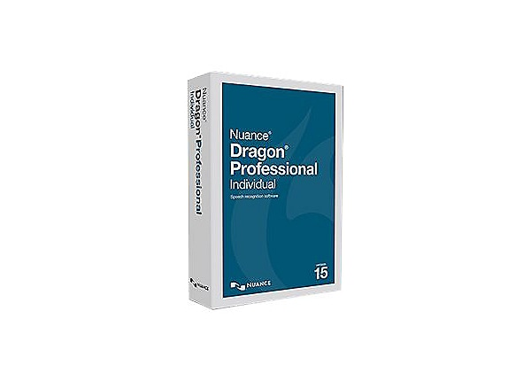 Dragon Professional Individual (v. 15) - box pack - 1 user