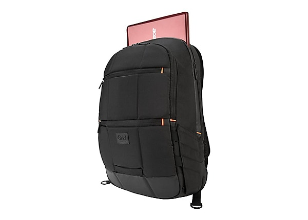 Targus Grid Advanced High-Impact Protection - notebook carrying backpack