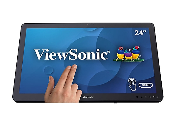 VIEWSONIC 24IN LED MULTI-TOUCH DSPLY