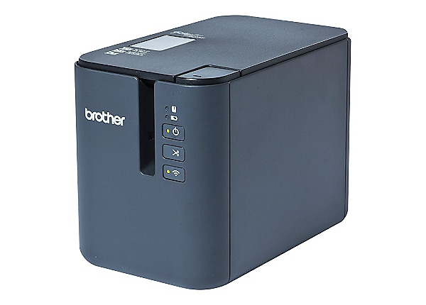 Brother P-Touch PT-P950NW - label printer - monochrome - thermal transfer