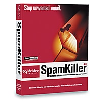 McAfee SpamKiller for Microsoft Exchange Small Business License only