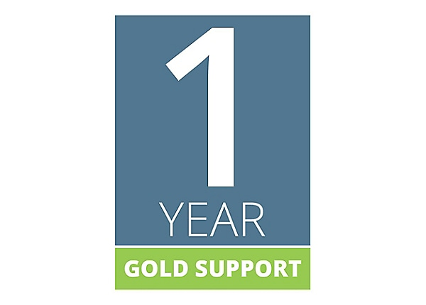 NETSCOUT Gold Tools Support extended service agreement - 1 year
