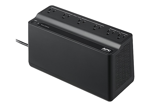 APC Back-UPS 425VA 6-Outlet Battery Back-Up and Surge Protector