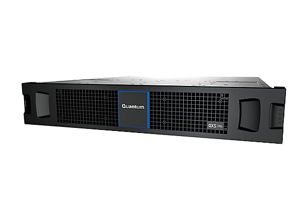 Quantum QXS-x12ES Storage, Expansion Chassis - hard drive array