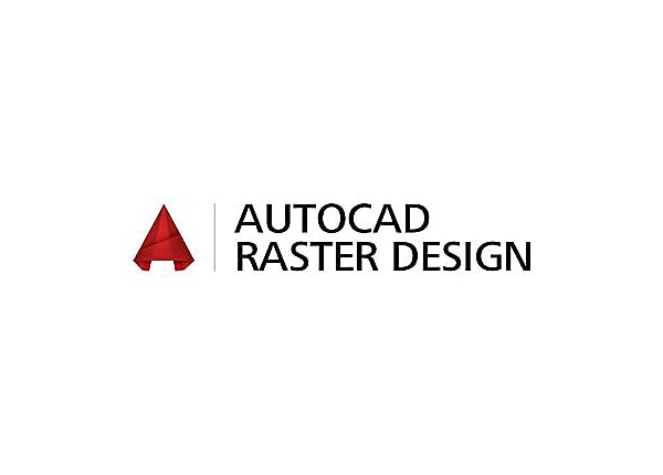 AutoCAD Raster Design - Subscription Renewal (quarterly) + Basic Support
