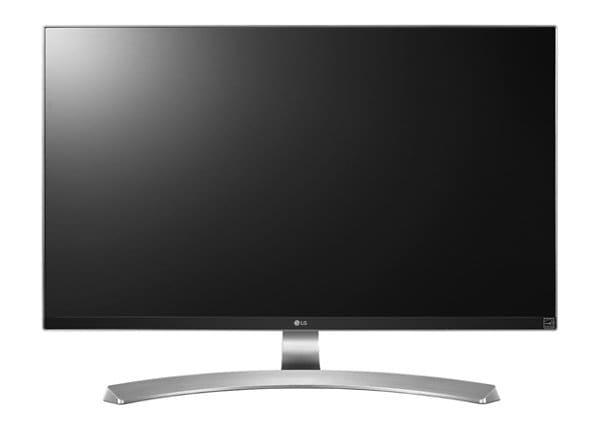 "LG 27MU88-W - LED monitor - 4K - 27"""