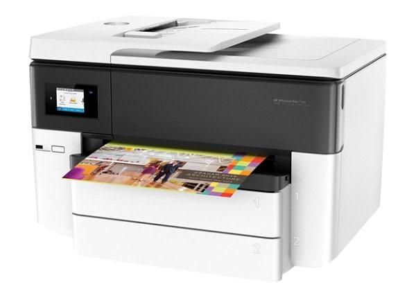 HP Officejet Pro 7740 AIO color