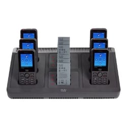Cisco Multi-Charger battery charger / charging stand - + AC power adapter