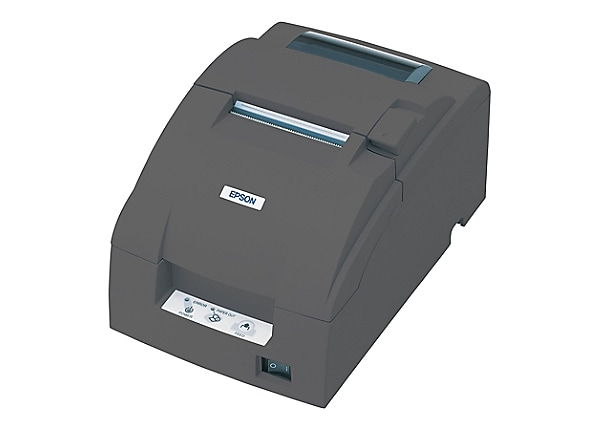 Epson TM U220B - receipt printer - two-color (monochrome) - dot-matrix