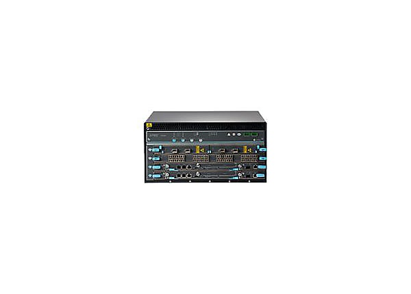 Juniper EX Series 9204 - switch - managed - rack-mountable