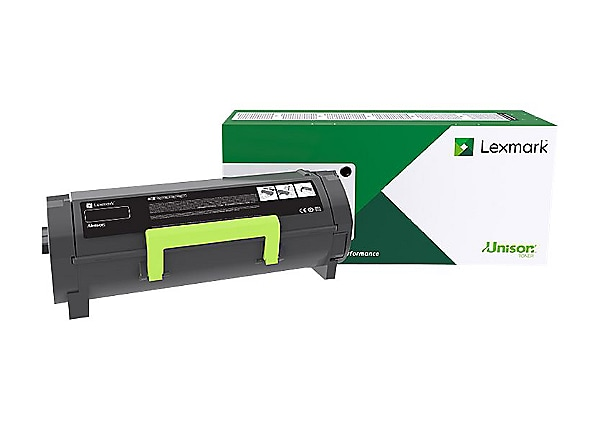 Lexmark 500HG - High Yield - black - original - toner cartridge - LRP
