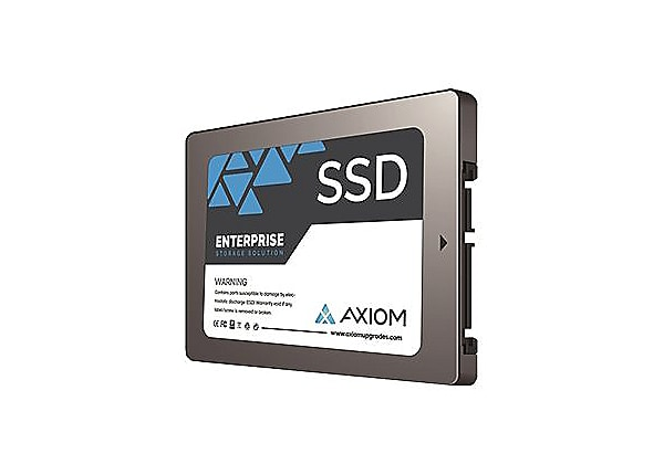 Axiom Enterprise Value EV100 - solid state drive - 480 GB - SATA 6Gb/s