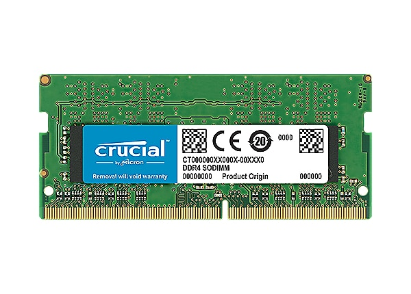 Crucial - DDR4 - 8 GB - SO-DIMM 260-pin