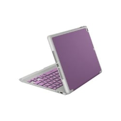 ZAGG Folio - keyboard and folio case - English - orchid