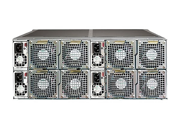 Supermicro SuperServer F628G2-FTPT+ - rack-mountable - no CPU - 0 MB - 0 GB