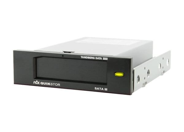 Tandberg RDX QuikStor - RDX drive - Serial ATA - internal
