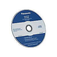 Panasonic Geometry Manager Pro Software Upgrade Kit - license and media