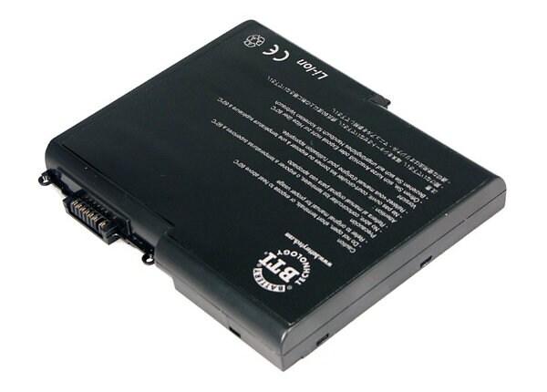 BTI - notebook battery - Li-Ion - 6000 mAh