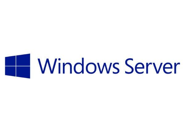 Microsoft Windows Server Standard Edition - software assurance - 2 cores