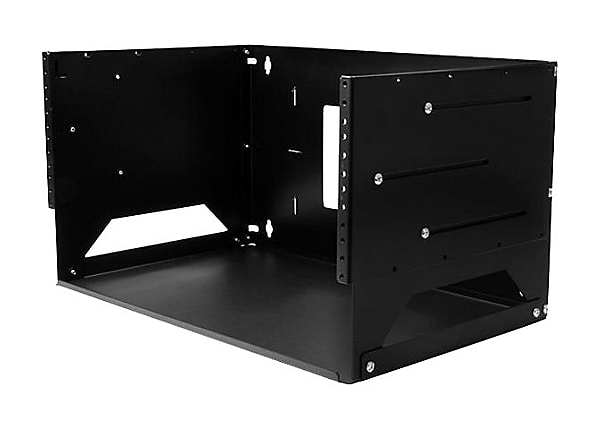 StarTech.com 4U Wallmount Server Rack with Built-in Shelf - Solid Steel
