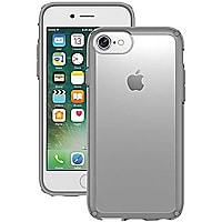 Speck Gemshell Case for iPhone 7 - Clear/Gray