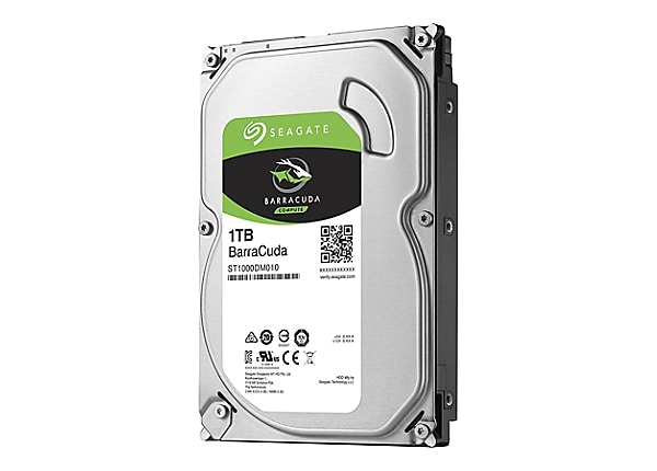 Seagate Barracuda ST1000DM010 - disque dur - 1 To - SATA 6Gb/s