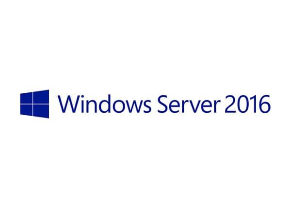 Microsoft Windows Server 2016 - External Connector License