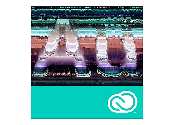 Adobe Audition CC - Enterprise Licensing Subscription New (1 year) - 1 user