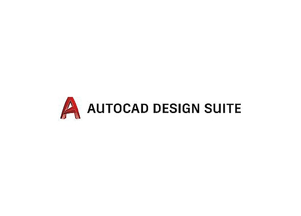 AutoCAD Design Suite Standard 2017 - New License - 1 seat