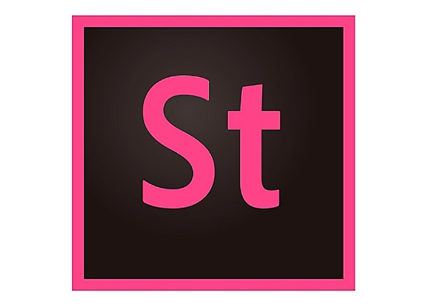 Adobe Stock for Teams - subscription license (3 months) - 1 named user