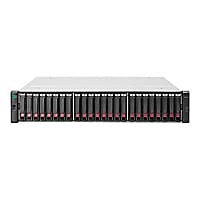 HPE Modular Smart Array 2042 SAN Dual Controller with Mainstream Endurance