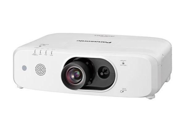 Panasonic PT-FW530U - 3LCD projector - LAN
