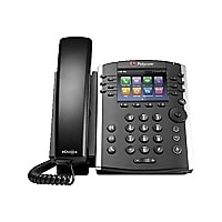 Poly VVX 401 - VoIP phone - 3-way call capability