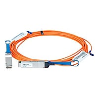 Mellanox LinkX 100Gb/s VCSEL-Based Active Optical Cables - InfiniBand cable