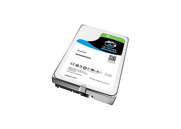 Seagate SkyHawk Surveillance HDD ST2000VX008 - hard drive - 2 TB - SATA 6Gb