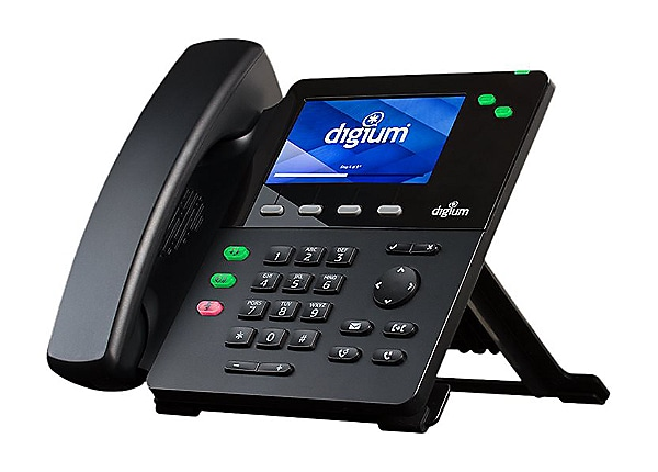 Digium D60 - VoIP phone - 3-way call capability