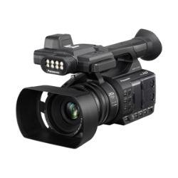 Panasonic AG-AC30 - camcorder - storage: flash card