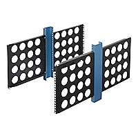 RackSolutions rack bracket kit - 7U