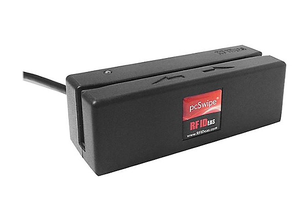 RF IDeas pcSwipe Enroll - magnetic card reader - RS-232