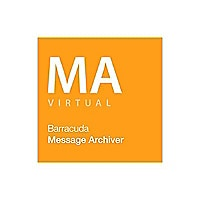Barracuda Message Archiver 850Vx Mirrored Cloud Storage - subscription license (1 year) - 18 TB capacity, up to 2500 users
